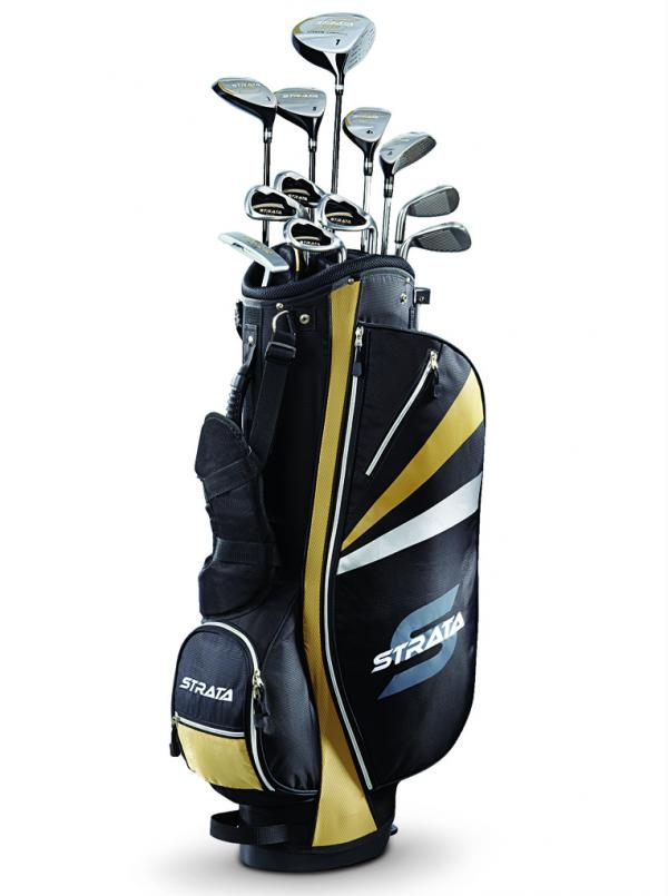 Picture Of Golf Clubs - ClipArt Best
