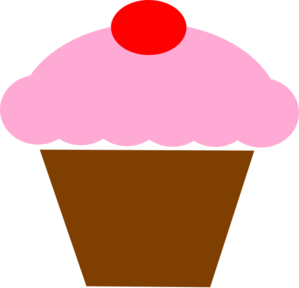 CUP CAKE IMAGE - ClipArt Best