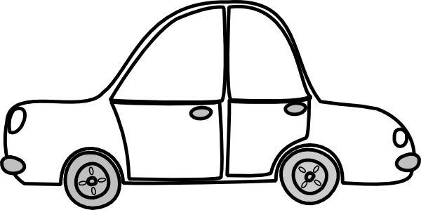 outlines of cars   clipart best
