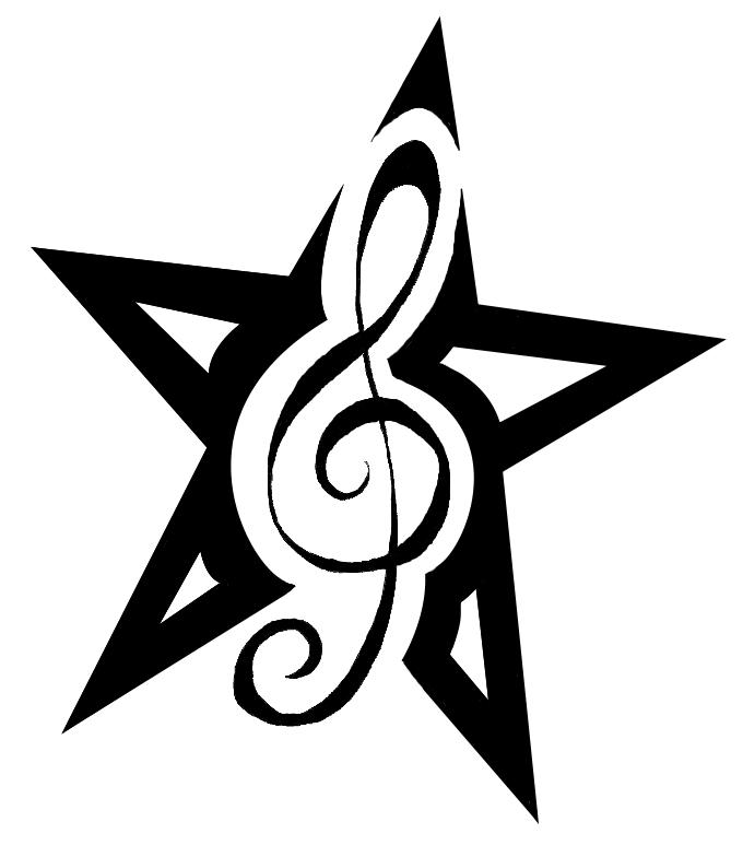 Tattoo Designs Download: Star Tattoo Designs For Feminine Tattoos Design