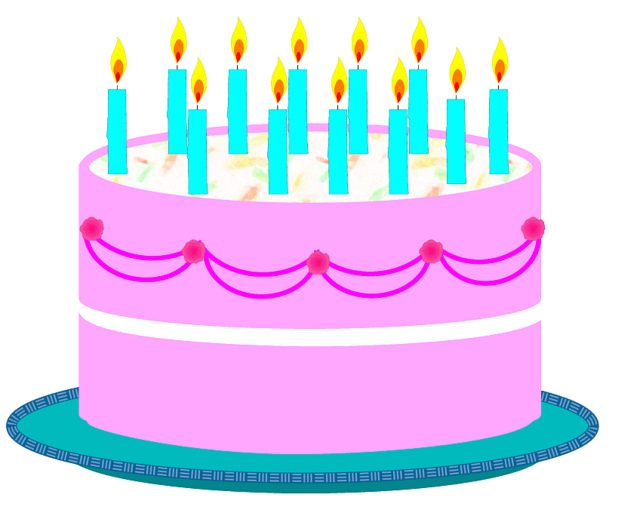 Cake Designs Clip Art : Birthday Cakes Clipart - ClipArt Best