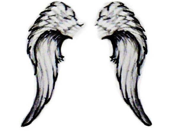 Angel Wings Art - ClipArt Best