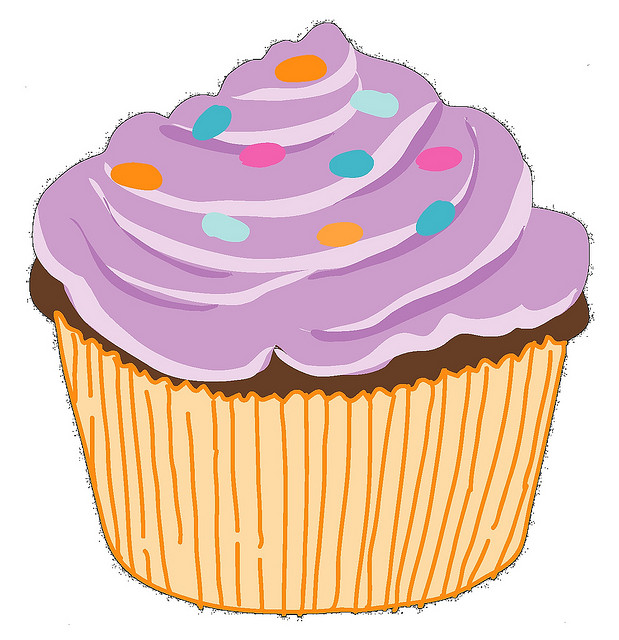 Cake Designs Download : CUP CAKE IMAGE - ClipArt Best