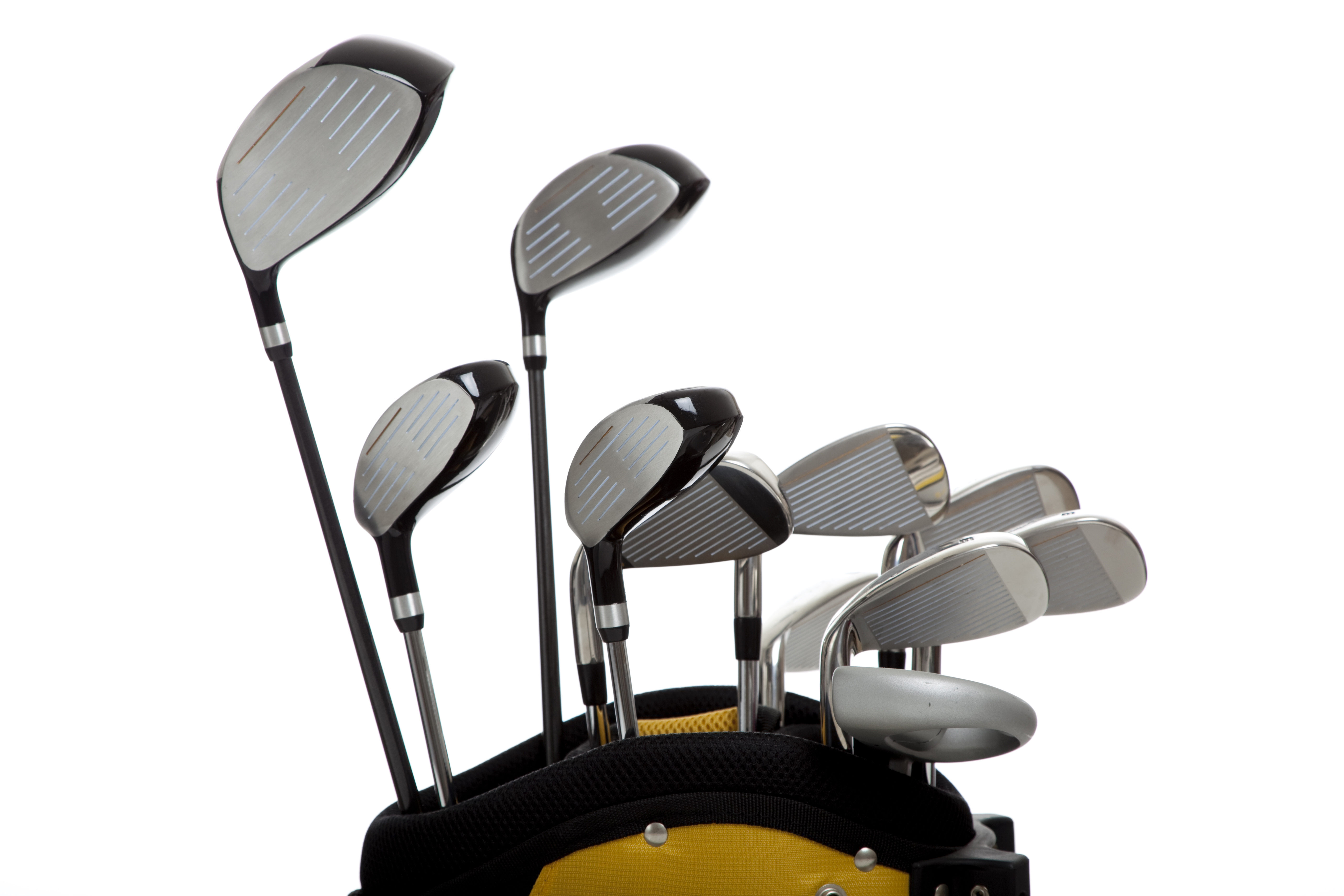 Golf Equipment Pictures Clipart Best