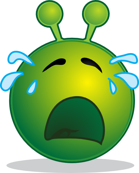 Animated Crying Face - ClipArt Best
