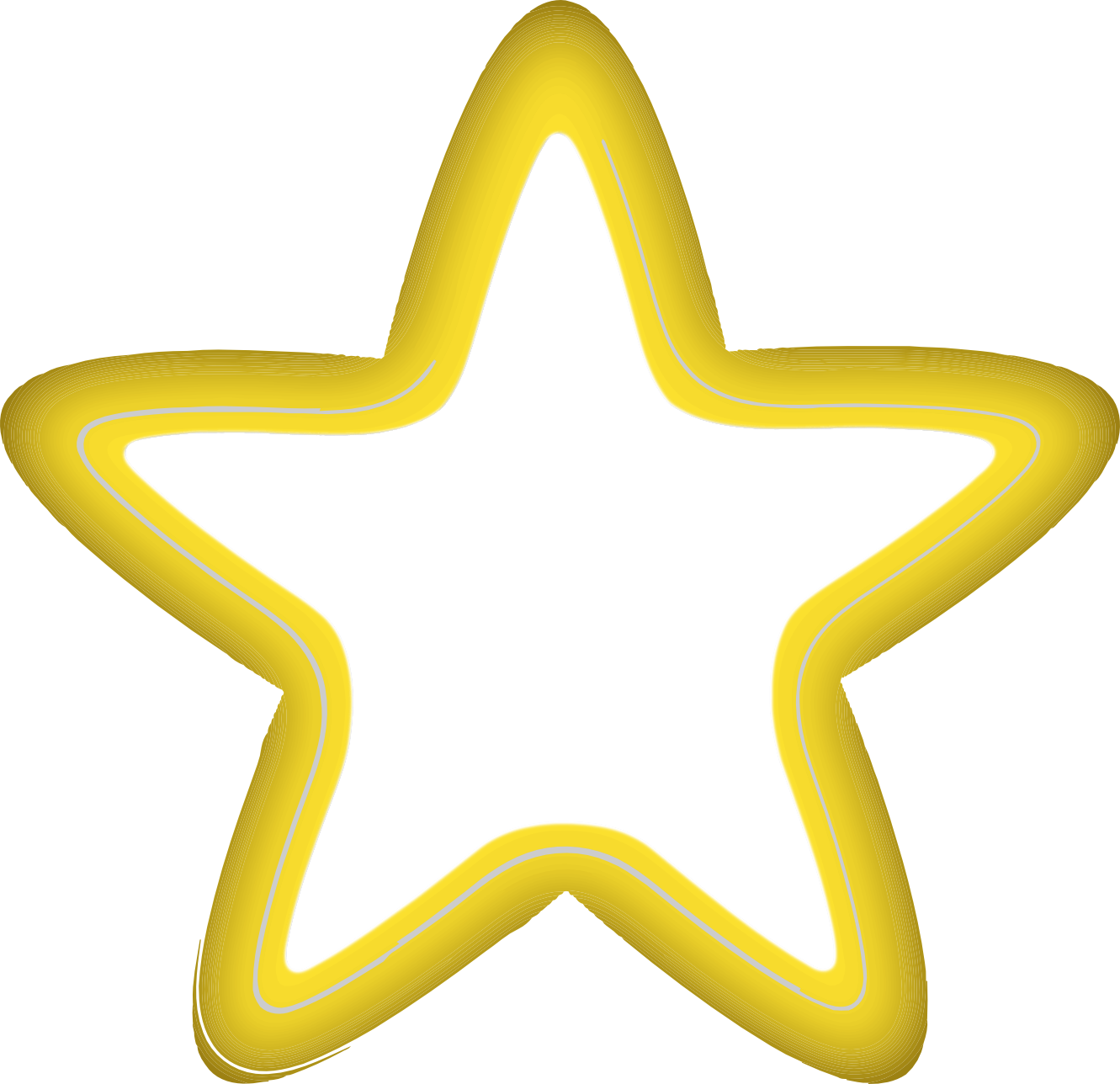38 yellow stars clip art . Free cliparts that you can download to you ...