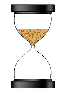 HTML5 Canvas – An egg timer (hourglass) with animated ...