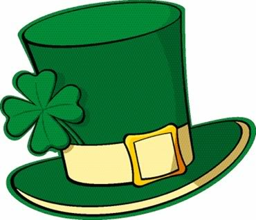 Clever image within free printable clipart for st patrick's day
