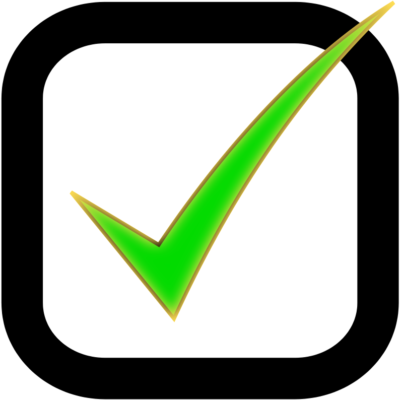 checkbox png clipart best