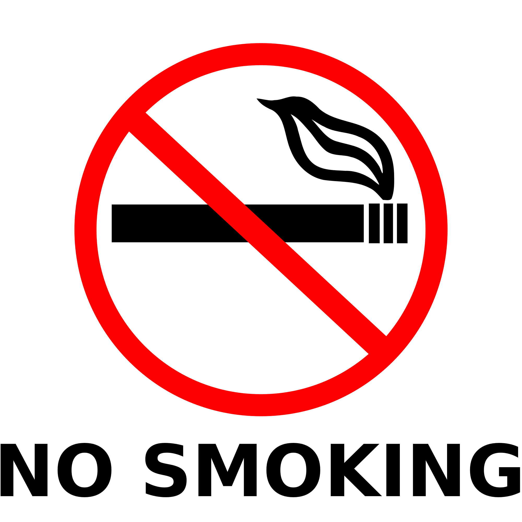 pics of no smoking clipart best list of smoking bans in the encyclopedia