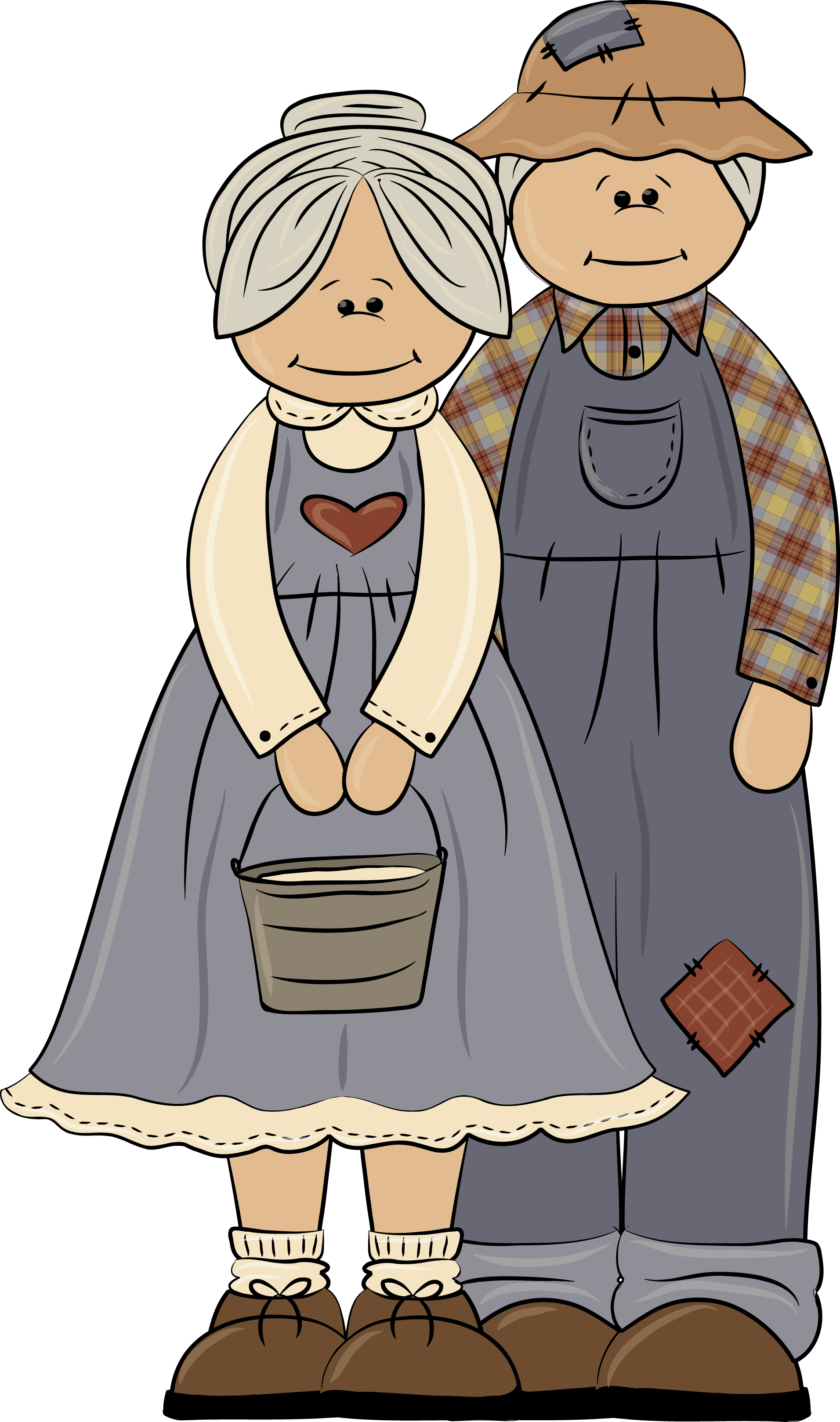 -grandparents-clipart-to-use-as-National-Grandparents-Day-clipart ...