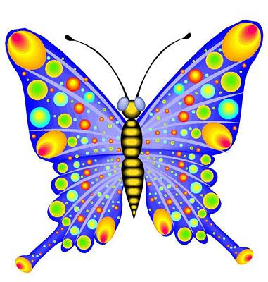 Free Butterfly Clip Art - ClipArt Best