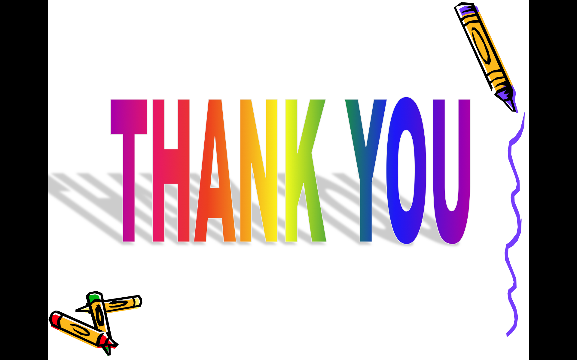 Thank You Animated Gif For Powerpoint Clipart Best