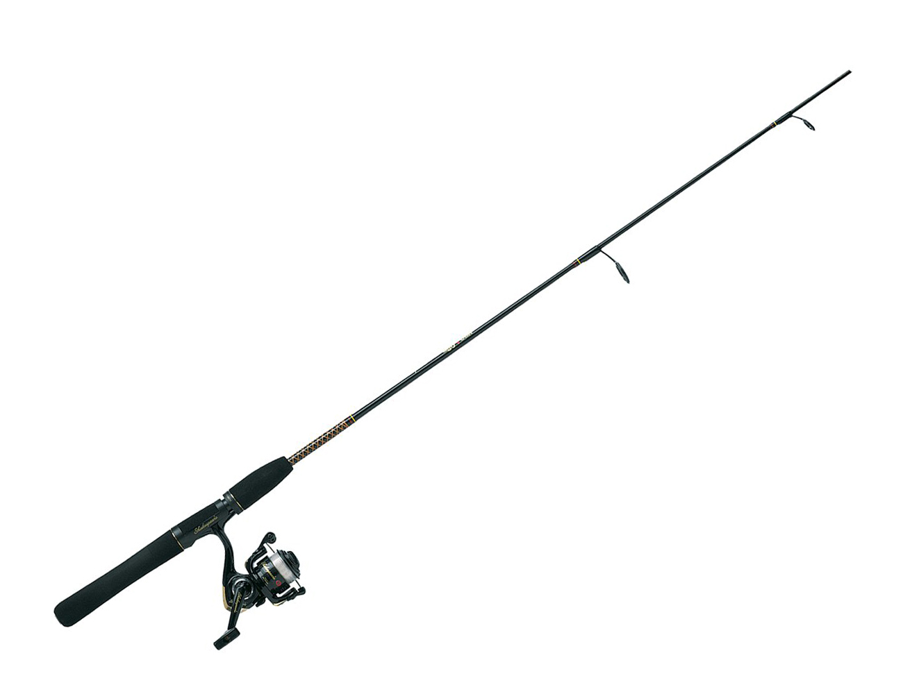 Fishing rod black and white clipart best for White fishing rod