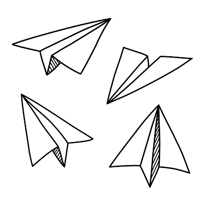 origami plane drawing with Paper Airplane Clipart on Le Corbusier further Papier Dessin Avion 44532378 together with Flugmodellmuseum In Cadolzburg 1986 additionally Maximum Garden House By Formwerkz Architects furthermore 223280093999125215.