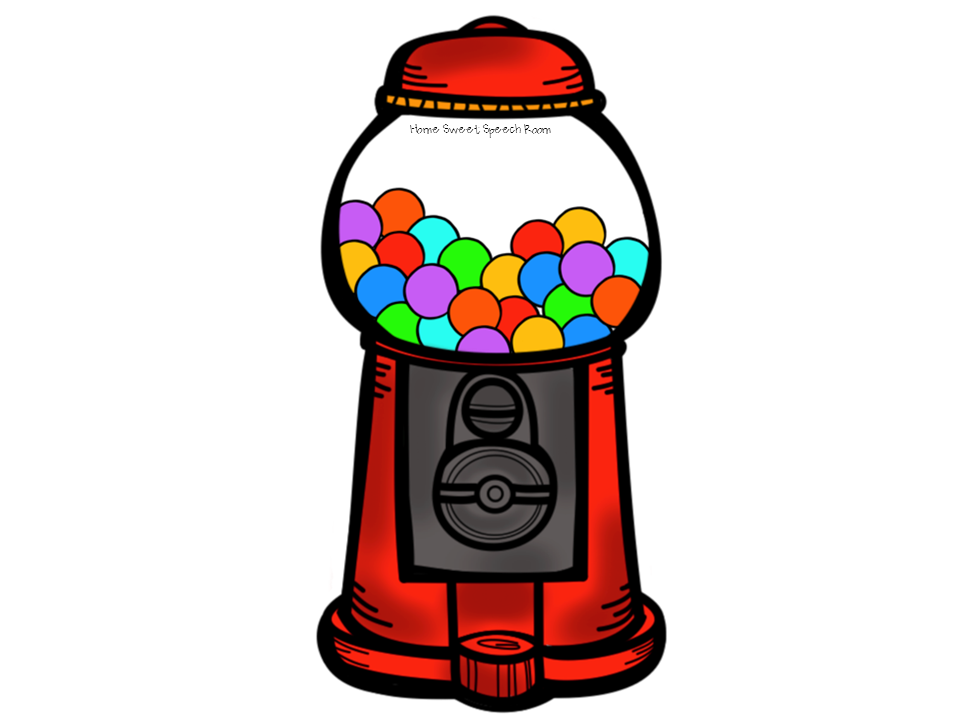 Bubble Gum Machine Clip Art Bubble gum machine clip art
