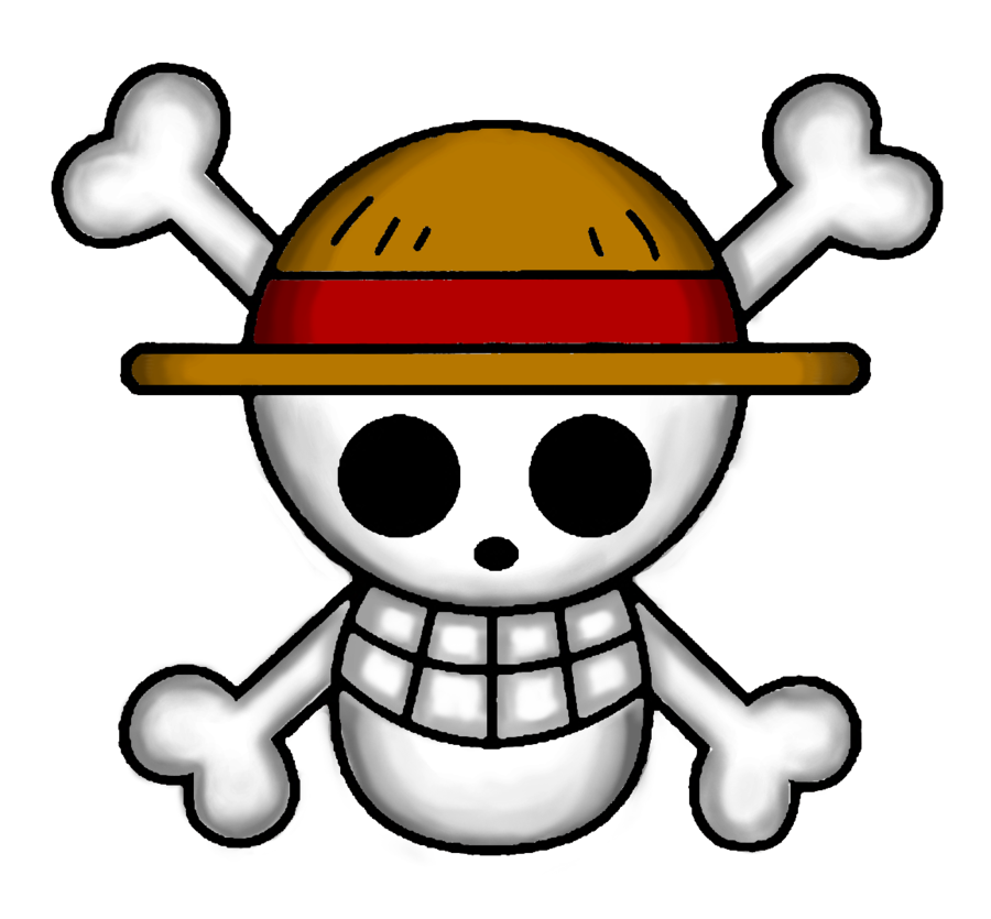 one piece flag clipart best