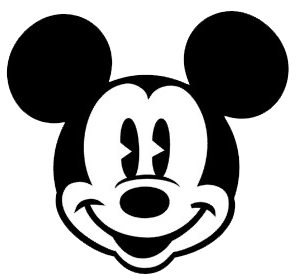 Mickey Mouse Head - Cl...