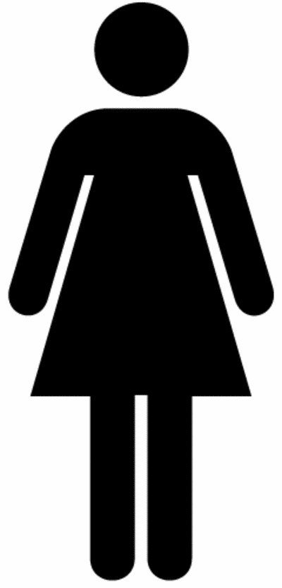 Symbols For Toilets - ClipArt Best