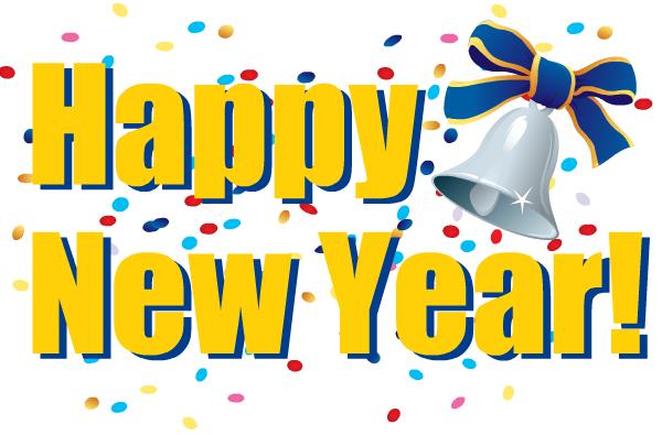 bing clip art happy new year - photo #19
