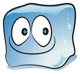 An Animated Ice Cube - ClipArt Best