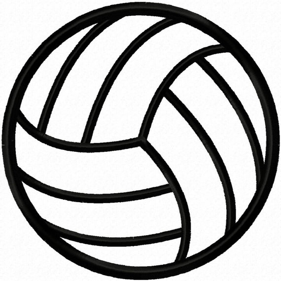 Volleyball ball pictures clipart best