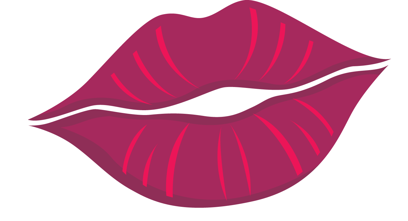 clipart of lips - photo #48