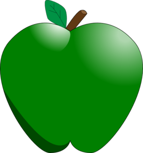 18 green apple clip art . Free cliparts that you can download to you ...