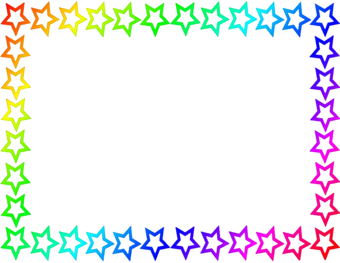 Colorful Page Border Clipart Best Colorful Page Borders Free