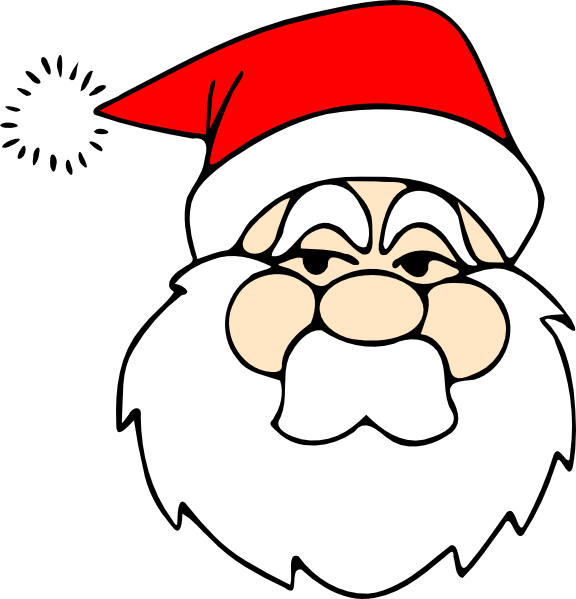 Father Christmas Clip Art | quotes.lol-rofl.com