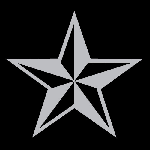 Nautical Star Images Clipart Best