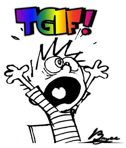 Animated Tgif Clipart - ClipArt Best