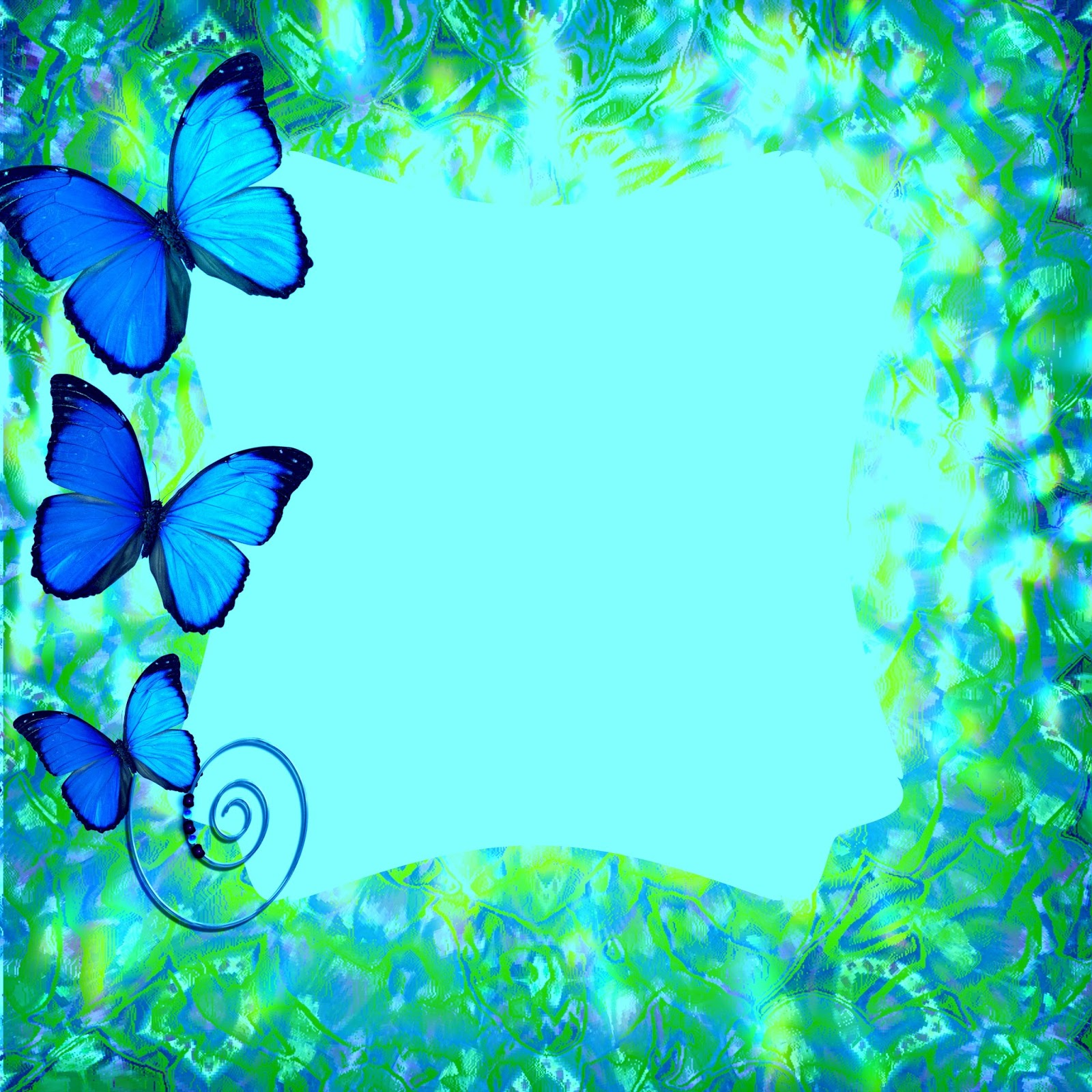 Picture Butterfly Borders - ClipArt Best