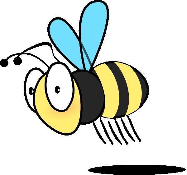 Cartoon bees flying - photo#7