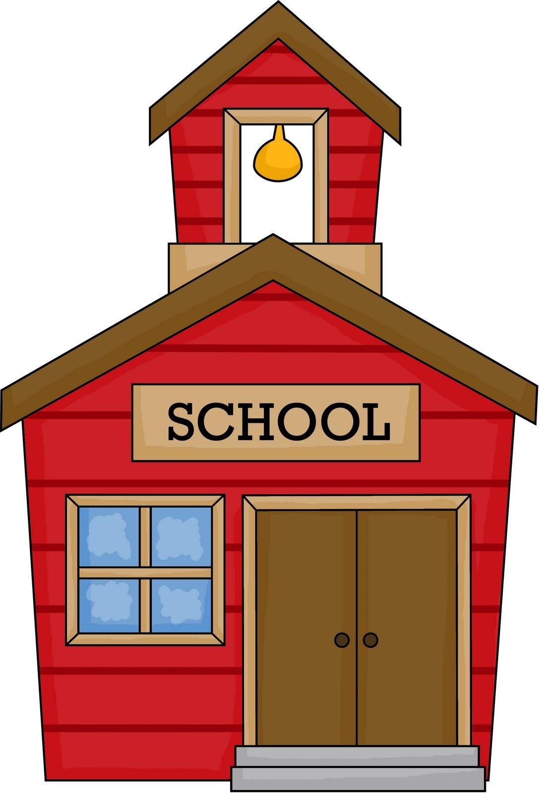 Clip Art Free School Building School Clip Art Clipart