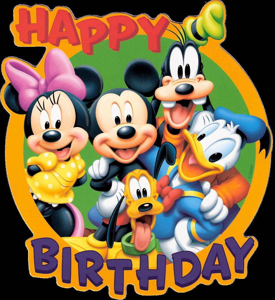 Happy Birthday Cartoon  Free Download Clip Art  Free Clip Art ... - ClipArt...