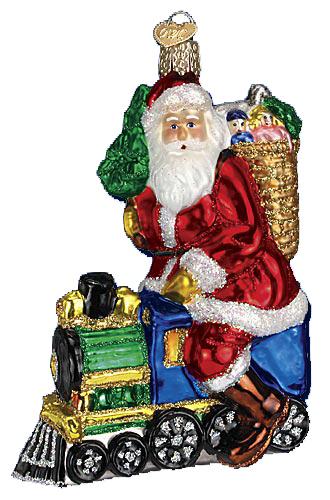 merck familys old world christmas ornaments santas page 2