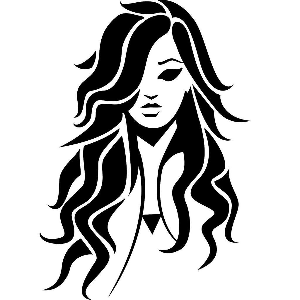 hair vector images - photo #6