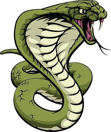 Cobra Snake Art - ClipArt Best