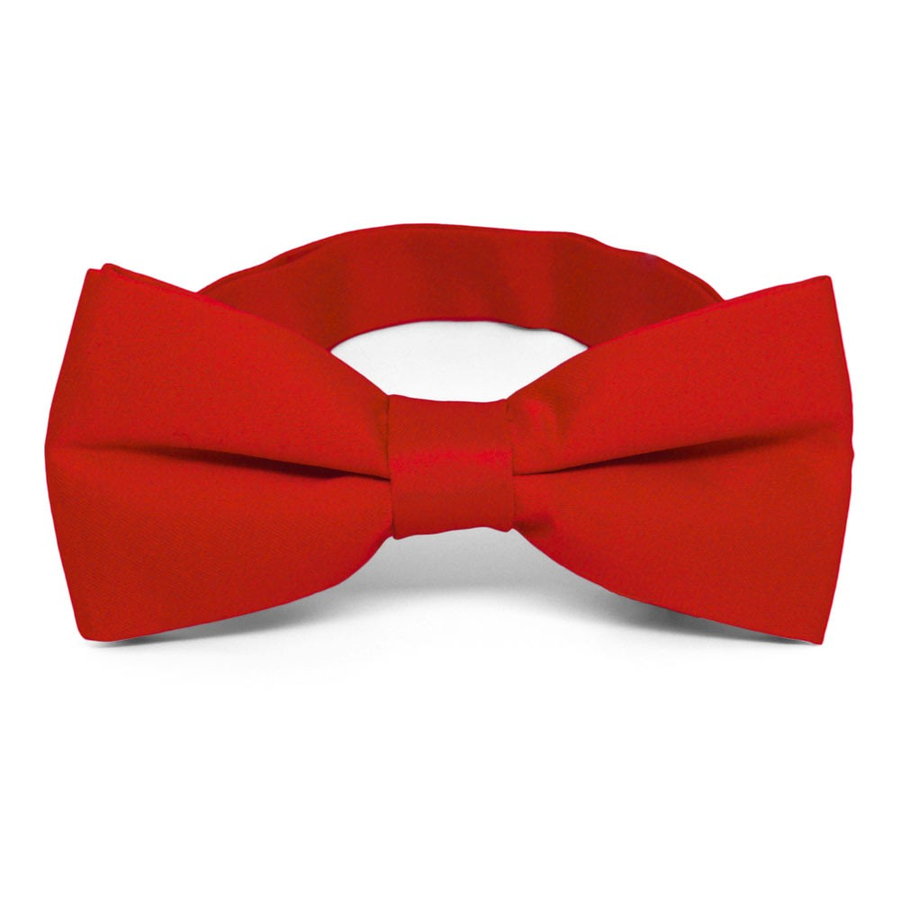 orange red bow tie clipart best