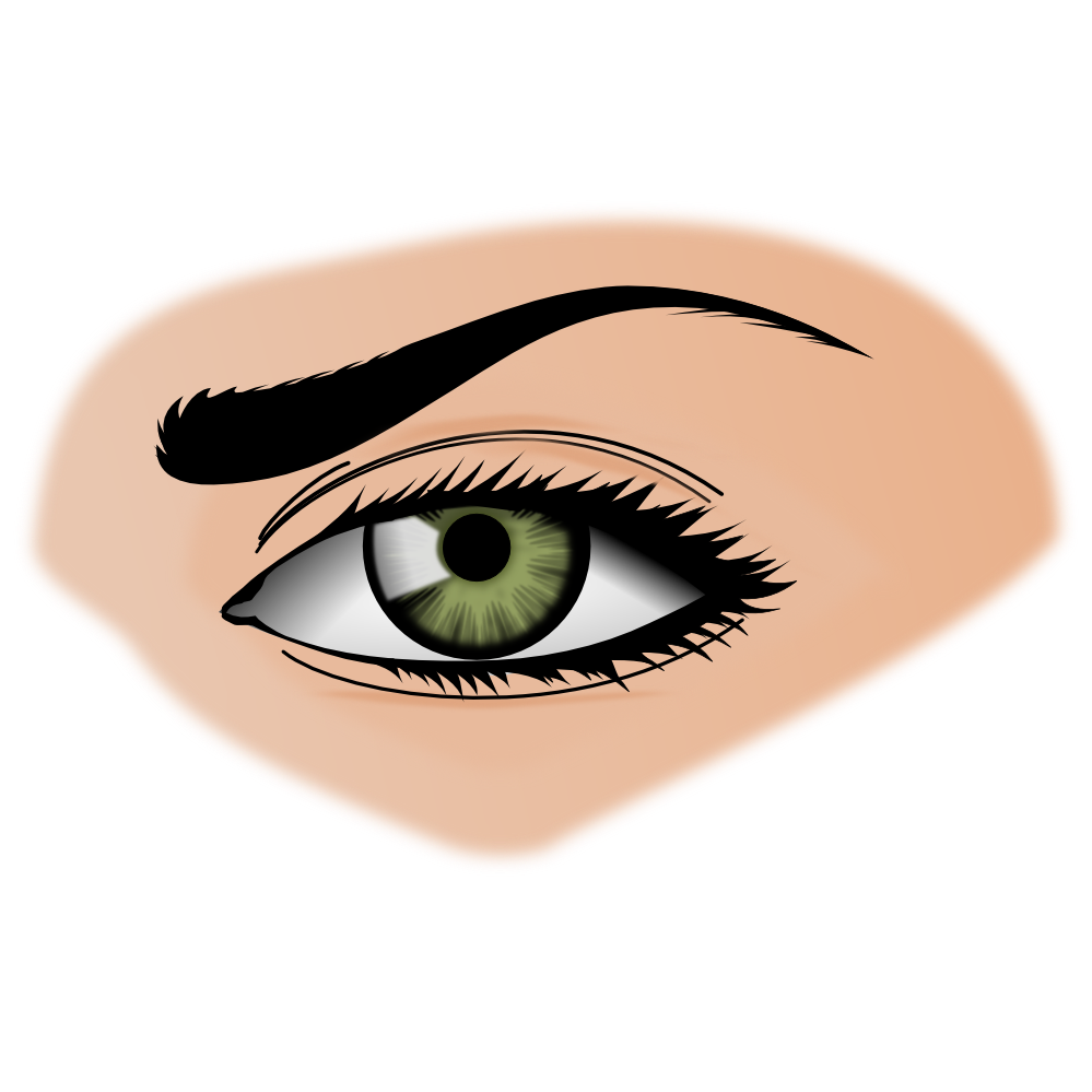 Beautiful Eyes Clipart - ClipArt Best