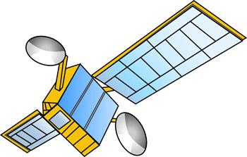 Best Free Satellite Clip Art