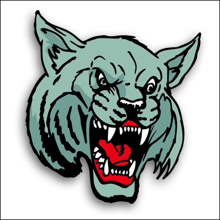 Best Photos of Wildcat Face Clip Art - Wildcat Volleyball Logo ...