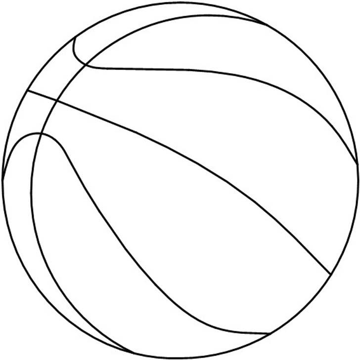 Line Drawing Basketball : Basketball line drawing clipart best
