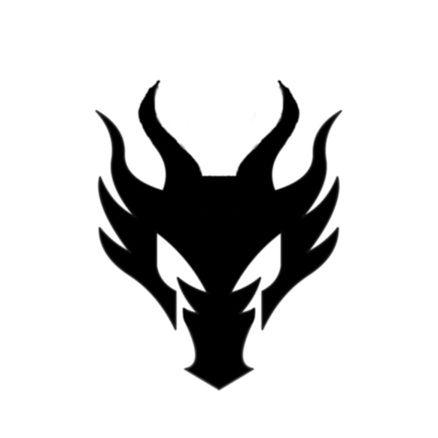Simple Dragon Emblem - ClipArt Best