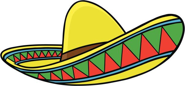 clip art mexican hat - photo #37