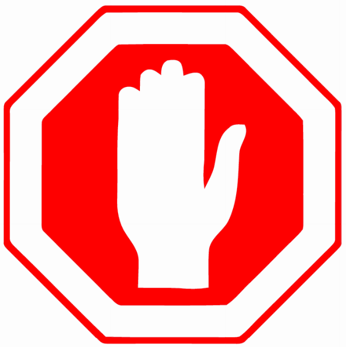 Picture Of Stop Sign - ClipArt Best