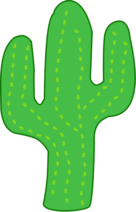 Cactus Clip Art Free - ClipArt Best