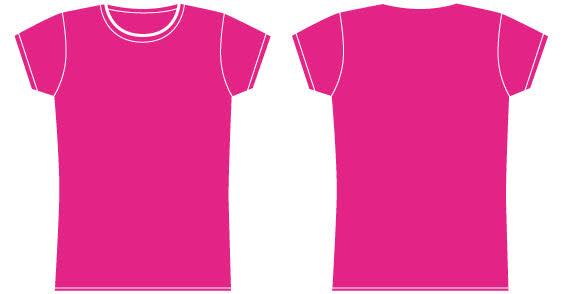 Pink Shirt - ClipArt Best