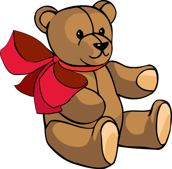A Teddy Bear - ClipArt Best - ClipArt Best